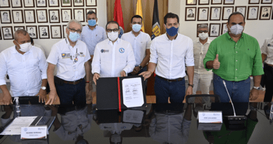 Firman Acuerdo de Voluntades para construir las plantas de tratamiento de los ríos Zulia y Pamplonita