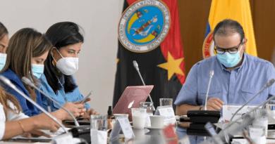 Asesinato de mujeres en el Catatumbo fue atendida en Consejo Extraordinario de Seguridad