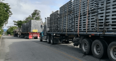 Inició instalación de puente metálico para recuperar movilidad entre Arauca y los Santanderes